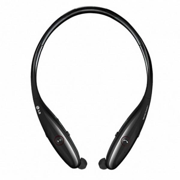 беспроводная гарнитура Lg Tone Hbs 900 Black Sound Beats