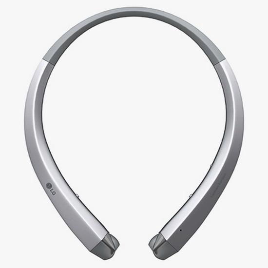 беспроводная гарнитура Lg Tone Hbs 910 Silver Sound Beats